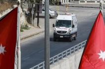 الأردن : وفاة زوجين وإصابة طفلتهما بحادث تصادم على طريق النقب