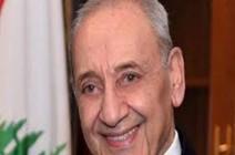 نبيه بري أمينا للسر في دورة البرلمان العربي الـ 19