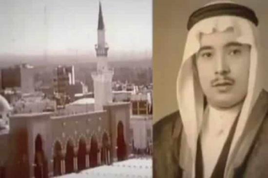 بالفيديو: حكاية أول بث مباشر لـ الأذان من المسجد النبوي