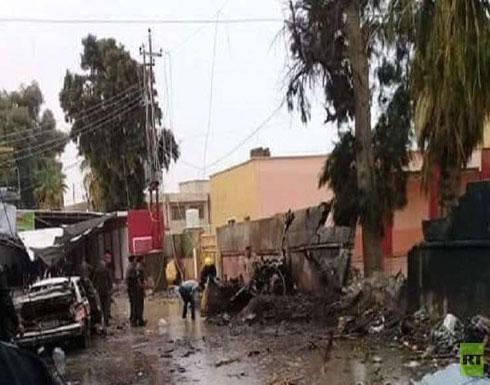 مقتل 4 وإصابة 11 في سلسلة تفجيرات تهز بغداد