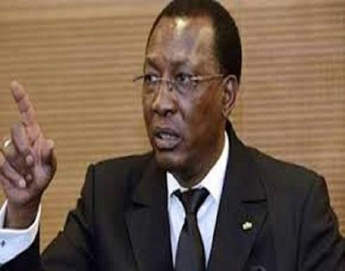 ديبي: تدخل الناتو في ليبيا كارثة ينبغي ألا تتحملها إفريقيا وحدها