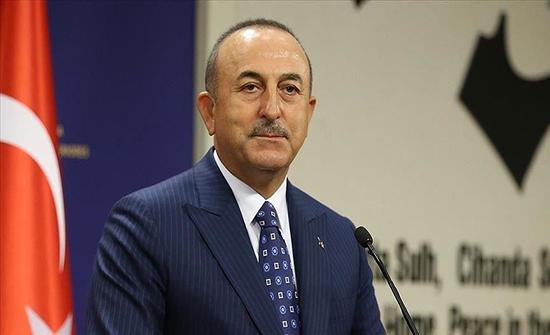 تشاووش أوغلو: أرمينيا تعتدي على أراضي أذربيجان غير المحتلة