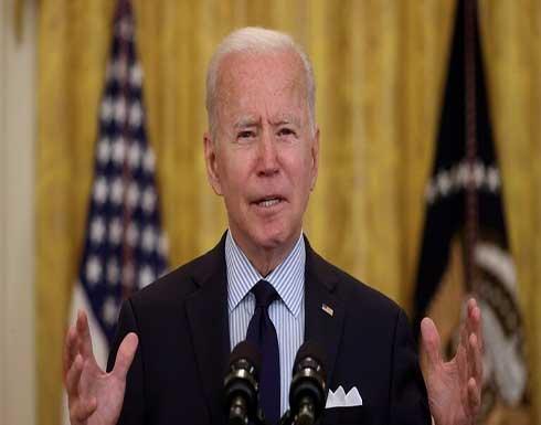 بايدن: نسعى إلى تهدئة دائمة في الصراع الإسرائيلي-الفلسطيني