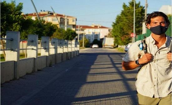استغرق شهرين.. تركي يقطع المسافة بين ألمانيا وتركيا مشيًا على الأقدام