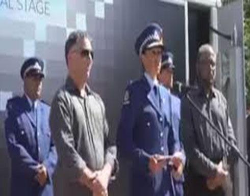 """بالفيديو : بـ""""السلام عليكم"""".. خطاب من شرطة نيوزيلندا للمسلمين"""