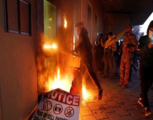 واشنطن تنفي انتهاك حرم سفارتها في بغداد ولا تخطط لإخلائها