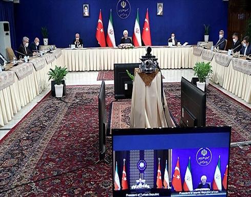 تركيا وإيران تؤكدان التزامهما التعاون في مكافحة الإرهاب