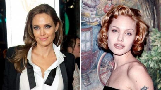 لن تصدّق ما سترى .. هكذا تغير مظهر أنجلينا جولي بين 1991 و2016!«شاهد»