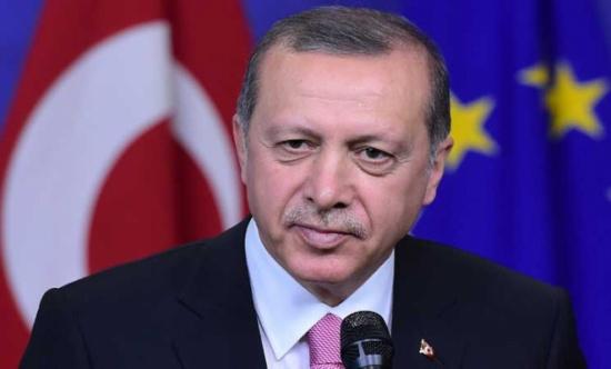 إردوغان: سيتم إخراج وحدات حماية الشعب الكردية السورية من منبج