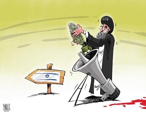 إيران والهتاف بالموت لإسرائيل.. الموت للعرب فقط