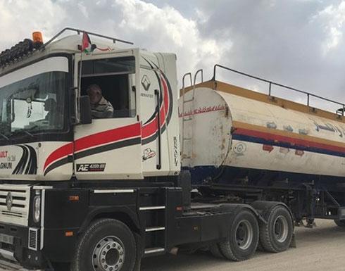 الوقود القطري يصل غزة