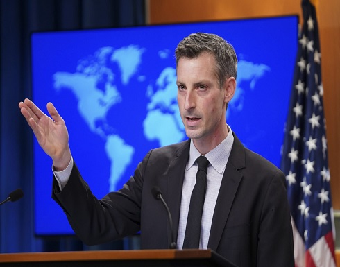 واشنطن: نتفق مع استنتاج منظمة حظر الأسلحة الكيميائية ومسؤولية الجيش السوري عن هجوم سراقب