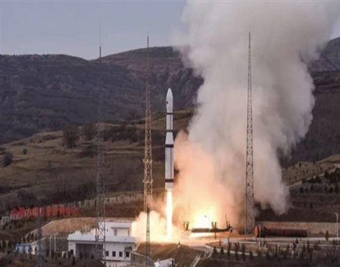 قمر صناعي صيني جديد لرصد الكرة الأرضية