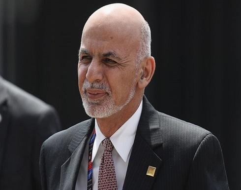 """ترامب يهاجم رئيس أفغانستان الهارب ويصفه بـ""""المحتال"""""""