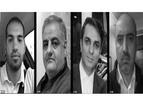 تفاصيل عملية خطف إيران لصحافية أميركية.. وهذه صور الخاطفين