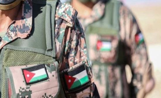 الموافقة على معدل قانون خدمة ضباط الجيش الاردني