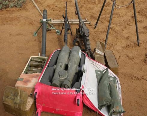صور ..الجيش اليمني يضبط آليات عسكرية إيرانية الصنع