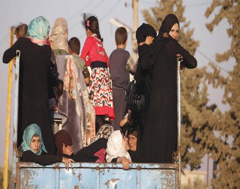 آلاف النازحين يعودون لمنازلهم بعد اتفاق درعا
