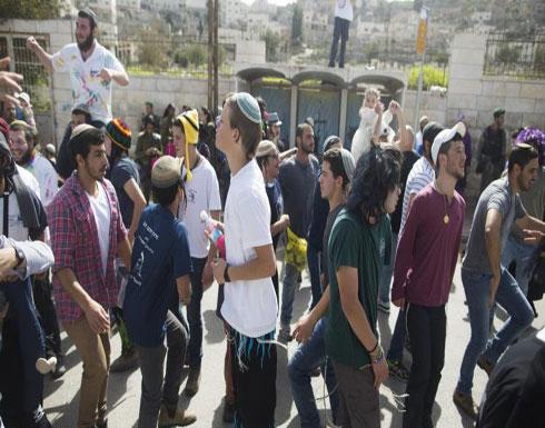 فلسطين تستنكر التخييم اليهودي بالحرم الإبراهيمي