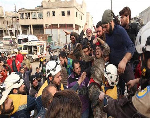 """مجلس الأمن يتابع """"بقلق بالغ"""" نزوح المدنيين من إدلب"""