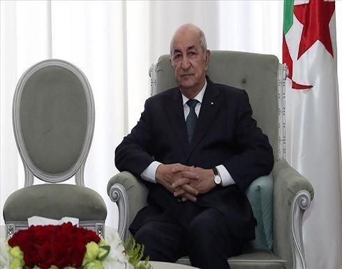 الرئيس الجزائري يعين قائدا جديدا للقوات الجوية