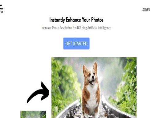 لتحسين جودة الصور.. أداة مجانية تعتمد على الذكاء الاصطناعي