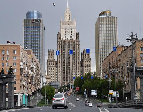 موسكو: برلين تستغل قضية نافالني لتشويه سمعة روسيا على الصعيد الدولي