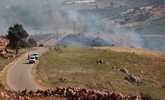 إسرائيل ترفع درجة التأهب على حدودها مع لبنان