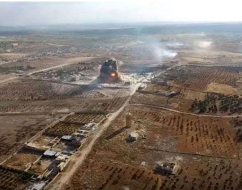 قوات المعارضة السورية تسيطر على مناطق بريف حلب الجنوبي