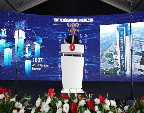 أردوغان: نحرز تقدما كبيرا في تطوير لقاحات كورونا