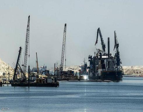 قناة السويس تسجل رقما قياسيا بأكبر عبور للسفن