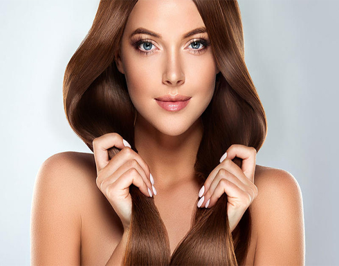 خلطات لعلاج مشاكل أطراف الشعر التالفة