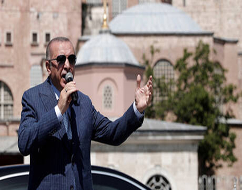 أردوغان: باشينيان وصل إلى مرحلة إسقاطه من قبل الشعب لكننا لا نقبل انقلابا عسكريا