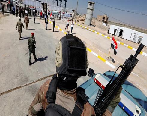 حزب الله العراقي يحتجز شاحنات بمعبر القائم ويطلب فدية