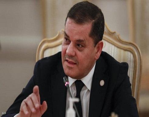 دبيبة : كافة الملفات في ليبيا تعج بالفساد