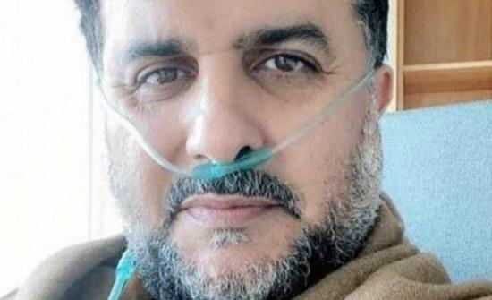 وفاة الفنان مشاري البلام متأثراً بإصابته بكورونا