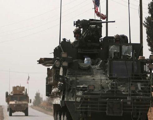 إصابة عدد من الجنود الأمريكيين في حادث مع القوات الروسية في سوريا