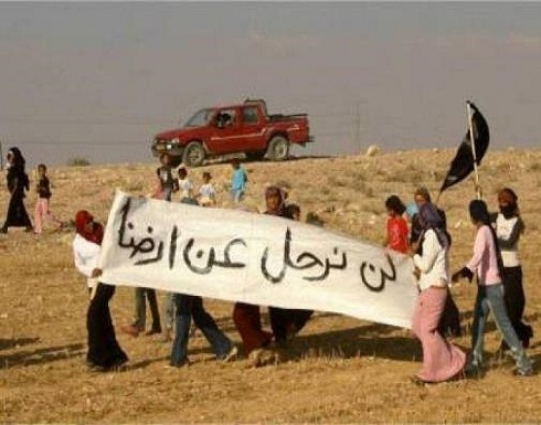 الاحتلال يهدم قرية العراقيب للمرة 150