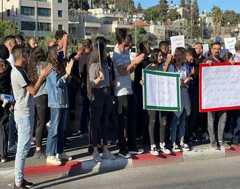 الفلسطينيون يحيون الذكرى 54 للنكسة باحتجاجات في القدس والضفة الغربية