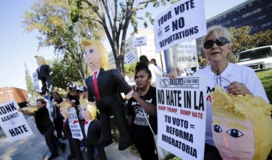 مدن أميركية ستقاوم خطط ترمب بشأن المهاجرين
