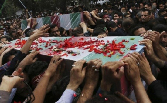 مقتل ثلاثة عسكريين إيرانيين بسوريا