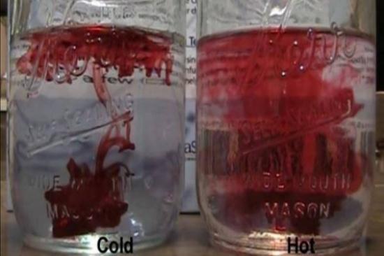 الماء البارد على عكس الماء الفاتر: أحدهما يؤذي صحتك