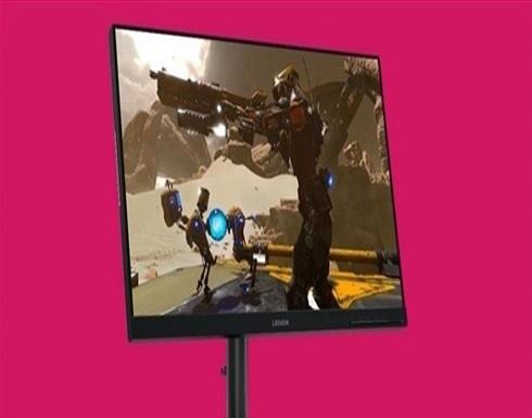 """شاشة جديدة لعشاق الألعاب من """"لينوفو"""""""