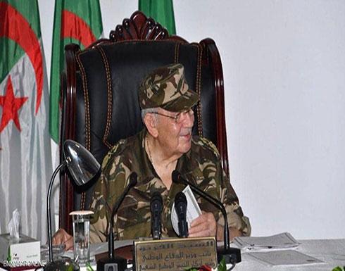 """قايد صالح يدعو الجزائريين إلى مشاركة واسعة لـ""""كسب الرهان"""""""