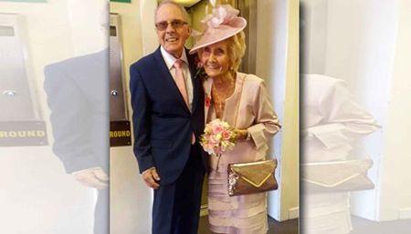 تزوجا بعد 64 عاماً ،، ولكن!