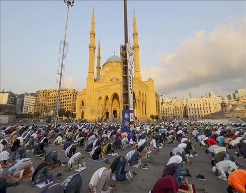 """خطيب العيد في بيروت: """"أيّ طبقة حاكمة هذه التي ابتُلينا بها؟!"""""""