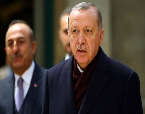 أردوغان: نحو مليون شخص في إدلب بسوريا يتوجهون إلى الحدود التركية