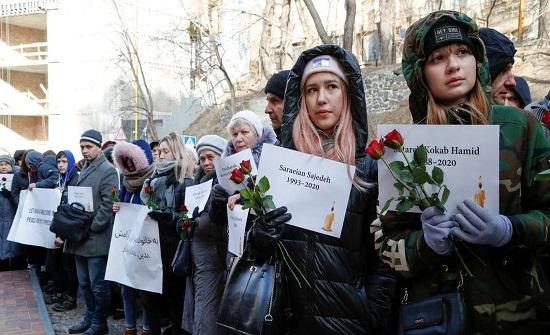 """أسر ضحايا """"الأوكرانية"""" بكندا: نريد موقفاً حكومياً قوياً ضد إيران"""