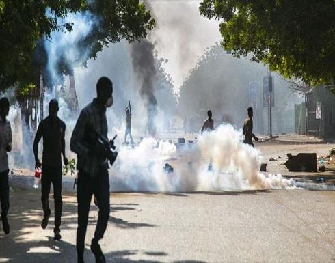 السودان.. مقتل متظاهر وإصابة 14 خلال احتجاجات الخرطوم