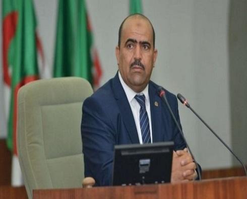 رئيس مجلس النواب الجزائري : موقفنا تجاه الصحراء الغربية غير قابل للمراجعة ولا المقايضة